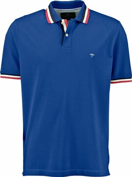 FYNCH HATTON Polo-Shirt royal