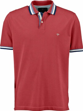 FYNCH HATTON Polo-Shirt rot