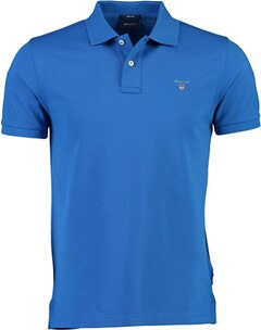 Herren Polo Shirt GANT Polo Shirt royal