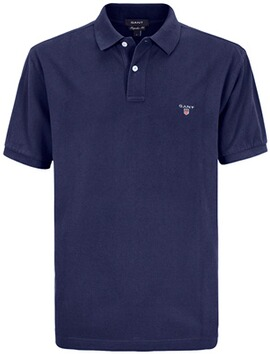 GANT Polo-Shirt The Original Piqué  marine