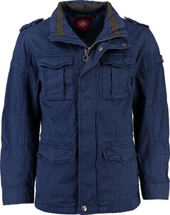 WELLENSTEYN Colonel Jacke royalblau