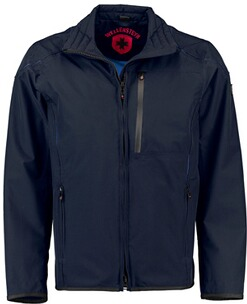 Wellensteyn Jacke Herren: WELLENSTEYN Acapulco Jacke darknavy/royalblue FourStreAirTec