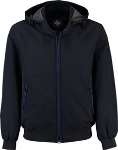 Wellensteyn Jacke Herren: WELLENSTEYN College Blouson darknavy/royalblue