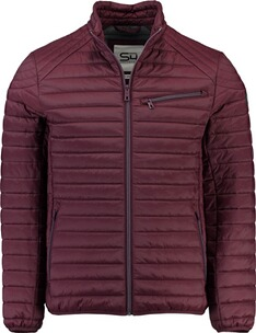 S4 JACKETS leichte Steppjacke bordeaux