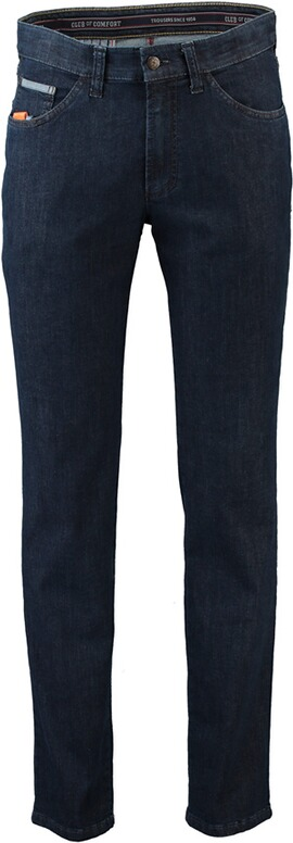 CLUB OF COMFORT High Stretch Jeans stone Five-Pocket-Form