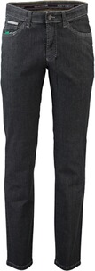 CLUB OF COMFORT High Stretch Jeans anthrazit Five-Pocket-Form