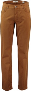 BRAX Baumwoll-Jeans Cooper Stretch Marathon 2.0 curry