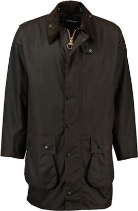 BARBOUR Wachsjacke Northumbria oliv