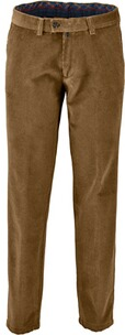 EUREX BY BRAX Stretch-Cord-Hose beige