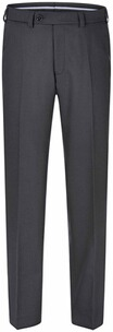EUREX BY BRAX Woll-Stretch-Hose grau