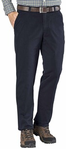 EUREX BY BRAX Thermo Hose Jim darkblue