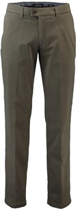 EUREX BY BRAX  Baumwoll-Stretch Hose Pima-Cotton khaki