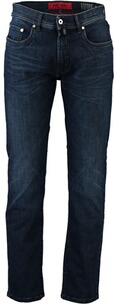 PIERRE CARDIN Five-Pocket-Jeans Lyon darkblue
