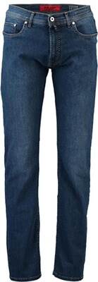 PIERRE CARDIN Five-Pocket-Jeans Lyon jeansblau