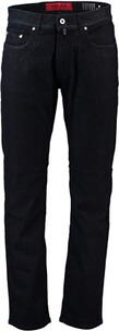 PIERRE CARDIN Five-Pocket-Jeans Lyon blueblack