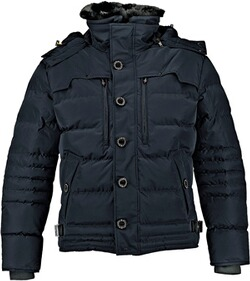 Wellensteyn Jacke Herren: WELLENSTEYN Starstream Steppjacke (ehemals Stardust) midnightblue