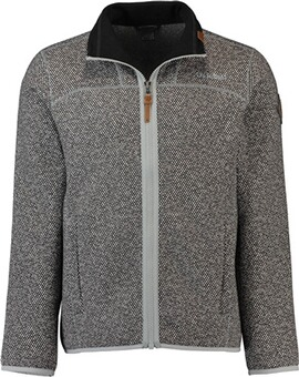 SCHOEFFEL Fleece-Jacke Anchorage anthrazit