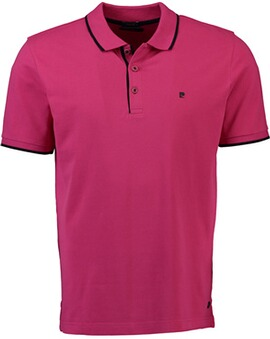 PIERRE CARDIN Polo-Shirt rosa