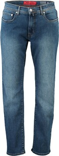 PIERRE CARDIN Five-Pocket-Jeans Voyage jeansblau