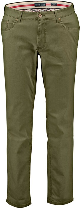 EUREX BY BRAX Five-Pocket-Jeans Coolmax khaki