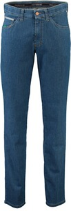 CLUB OF COMFORT High Stretch Jeans jeansblau Five-Pocket-Form