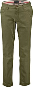 EUREX BY BRAX Five-Pocket-Jeans Coolmax khaki Tiefbund