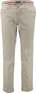 EUREX BY BRAX Five-Pocket-Jeans Coolmax beige Tiefbund