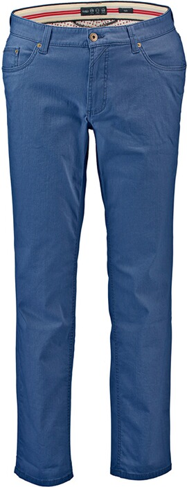 EUREX BY BRAX Five-Pocket-Jeans Coolmax stone Tiefbund