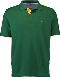 Herren Polo Shirt FYNCH HATTON Polo-Shirt grün