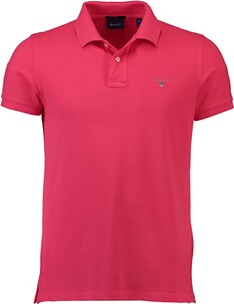 Herren Polo Shirt GANT Polo-Shirt The Original Piqué  koralle