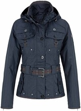 WELLENSTEYN Chocandy-Jacke dunkelblau