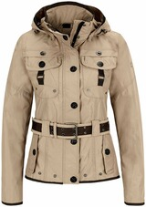 WELLENSTEYN Chocolate-Jacke