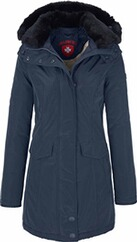 WELLENSTEYN Stavanger-Jacke midnightblue