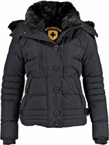 WELLENSTEYN Winter Jacke Starstream-Ladyschwarz