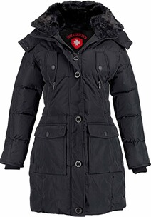 WELLENSTEYN Centauri- Lady-Jacke blackcheck