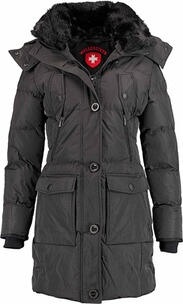 WELLENSTEYN Winter Jacke Centauri-Lady titancheck