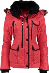 WELLENSTEYN Jacke Marvellous Lady Coral  Winter