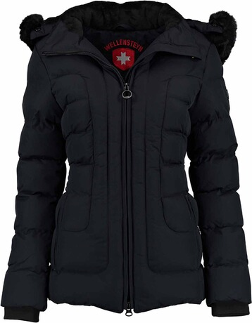 WELLENSTEYN Winter Jacke Belvitesse Medium  midnightblue