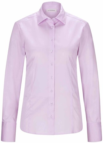 ETERNA Stretch-Bluse rosa