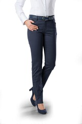 BRAX FEEL GOOD Carola Hose in Five-Pocket-Form.