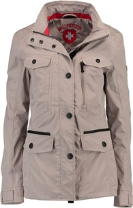 Wellensteyn Jacke Damen: WELLENSTEYN Sommer Jacke Chester Lady silversand