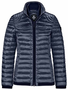 Wellensteyn Jacke Damen: WELLENSTEYN Helium Short-Jacke midnightblue