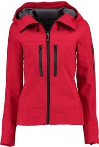 Wellensteyn Jacke Damen: WELLENSTEYN Dynamica-Softshelljacke grenadine