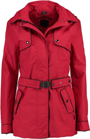 WELLENSTEYN Multifunktions-Jacke Miami, darkred