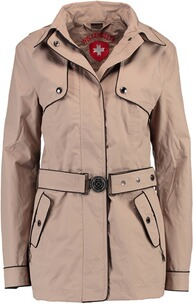 Wellensteyn Jacke Damen: WELLENSTEYN Multifunktions-Jacke Miami, sand