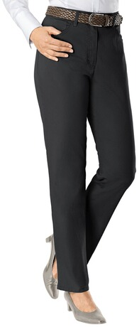 RAPHAELA BY BRAX Comfort Plus Five-Pocket-Jeans Corry schwarz