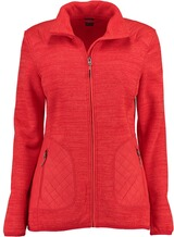 SCHÖFFEL Fleece-Jacke Steibis orange