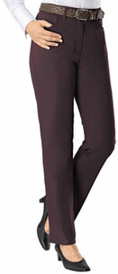 RAPHAELA BY BRAX Comfort Plus Five-Pocket-Jeans Corry bordeaux