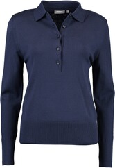 RABE Polo-Pullover marine