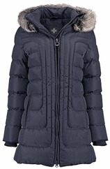 WELLENSTEYN Steppjacke Astoria Long midnightblue
